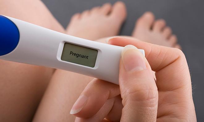 беременность тест