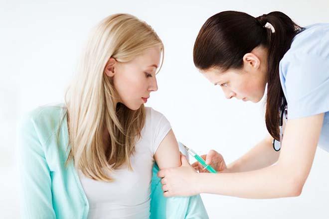 Прививка от краснухи при планировании