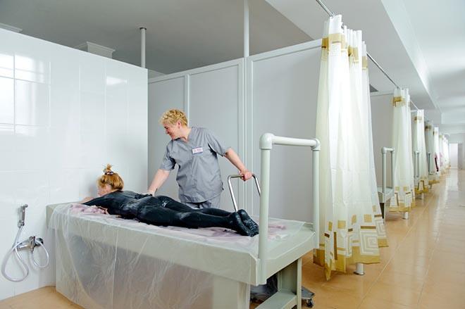 лечение эндометрита в санатории