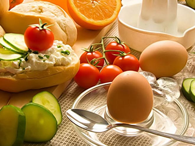 витамины в продуктах питания