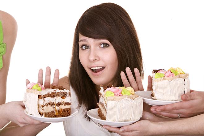 отказ от вредной пищи при планировании