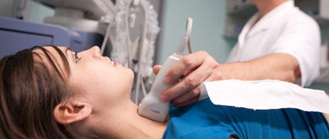 нарушение работы щитовидки