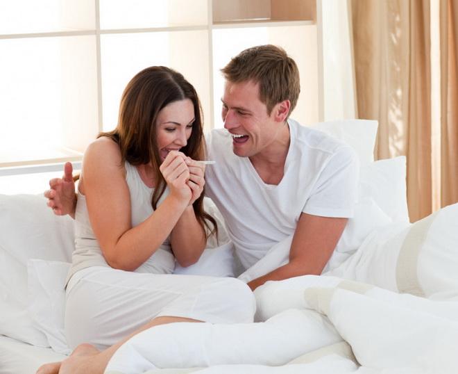 зачатие и оргазм