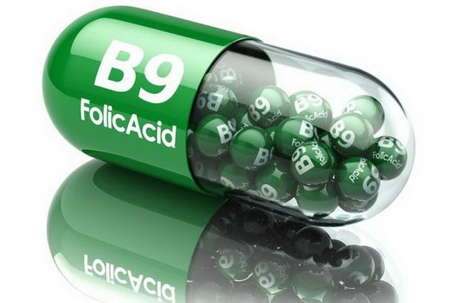 фолацин и фолиевая кислота