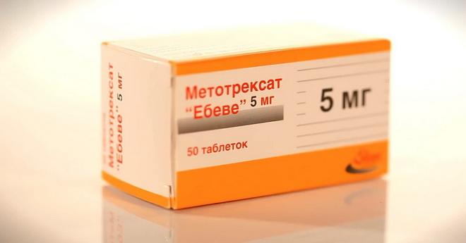 метотрексат при внематочной беременности